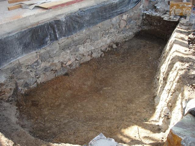 Ver tema estanque para kois en puebla for Estanque koi construccion